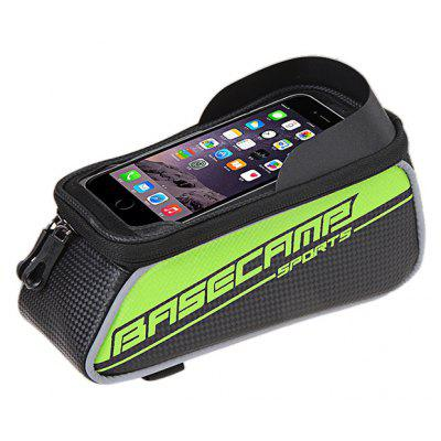 BaseCamp BC - 302 Touch Screen MTB Bicycle Front Tube Bag
