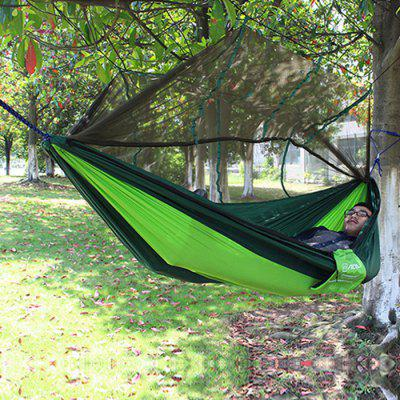 AOTU AT6730 2-Person Parachute Nylon Fabric Hammock