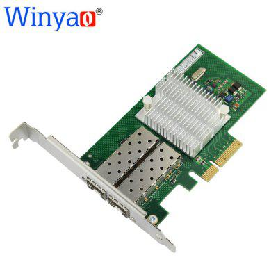 Winyao WYI350F2 - SFP 1000Mbps Ethernet Network Card