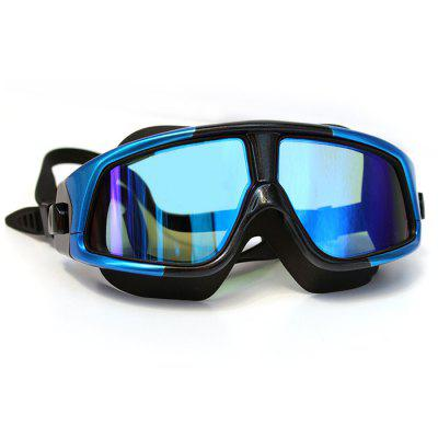 COPOZZ Anti-fog Plating Swimming Goggles