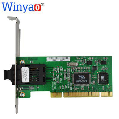 Winyao WY6105FX 100Mbps Ethernet Network Card
