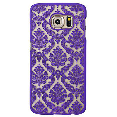 PC Protective Case Cover Classic Palace Pattern for Samsung S6 Edge