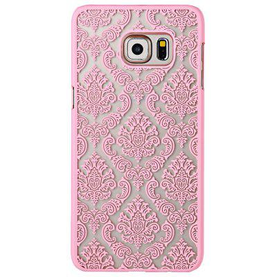 PC Protective Case Cover Vintage Palace Pattern for Samsung S6 Edge Plus