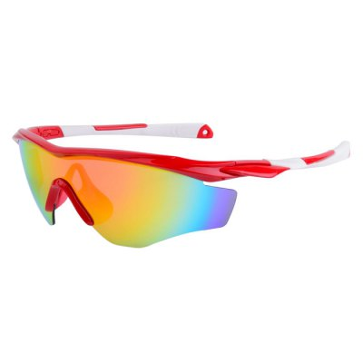 9212C5 Unisex Sunglasses Cycling Glasses for Outdoor Sports