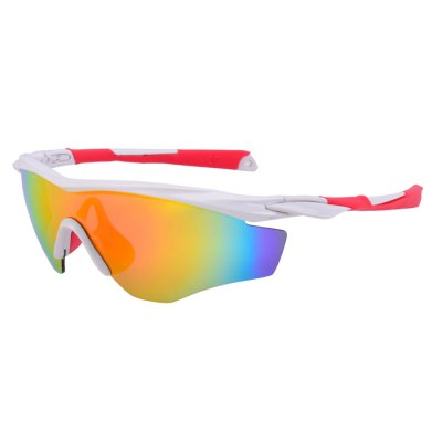 9212C3 Unisex Cycling Goggles Sun Glasses for Outdoor Sports