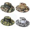 AOTU AT8706 Boonie Mesh Hat for Outdoor Camping - CAMOUFLAGE