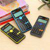 Deli D82ES Solar Powered Calculator - COLORMIX
