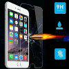 9H Hardness Real Tempered Glass Screen Protector for iPhone 6 6S 4.7 inch Screen - TRANSPARENT