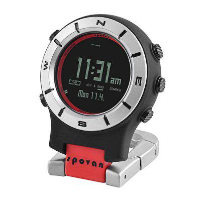 Spovan Element 2 Multifunctional Mountaineering Watch