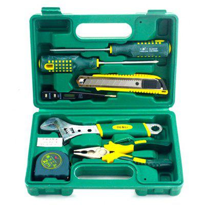 Deli 1007B 7 in 1 Combination Tools Household Stacked
