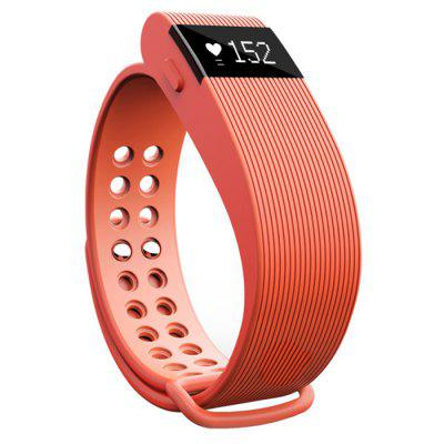 ID105 Bluetooth Smart Watch Heart Rate Monitor Wristband