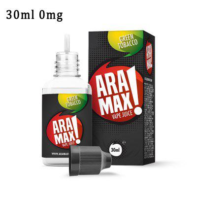 Aramax Green Tobacco Style Flavor E Juice for E Cigarette