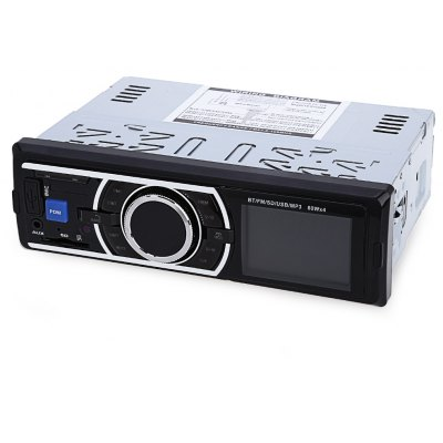 12V Araba Stereo In-Dash FM Radyo MP3 Ses Çalar