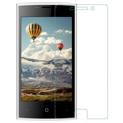 2.5D Anti-scratch Ultra-thin 0.26mm Tempered Glass Screen Protector Film for Leagoo Elite 1