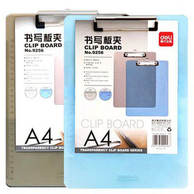 DELI 9256 Writing Pad with Hook A4 Size