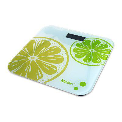 MEILEN MT801 Personal Body Weight ScalesBody Scale<br>MEILEN MT801 Personal Body Weight Scales<br><br>Material: High quality tempered glass and ABS plastic<br>Model: MT801<br>Package Contents: 1 x Fat Scale, 2 x AAA Battery, 1 x Measuring Tape<br>Package size (L x W x H): 35.50 x 33.00 x 6.00 cm / 13.98 x 12.99 x 2.36 inches<br>Package weight: 1.905 kg<br>Product size (L x W x H): 30.00 x 30.00 x 2.50 cm / 11.81 x 11.81 x 0.98 inches<br>Product weight: 1.523 kg