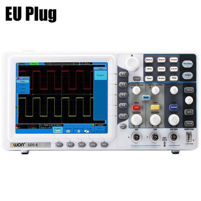 Buy OWON SDS E Digital Storage Oscilloscope, WHITE, Electrical & Tools, Measurement & Analysis, Testers & Detectors for $283.26 in GearBest store