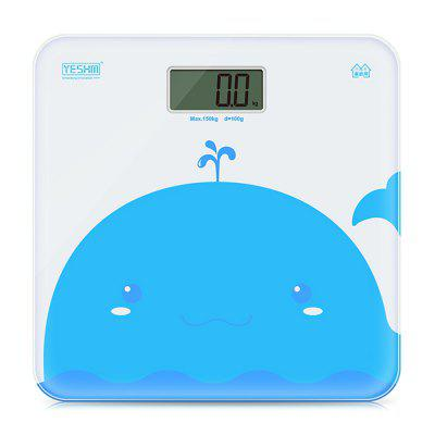 YESHM 1427 Personal Body Weight Scales