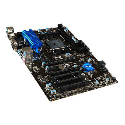 MSI A68H PC Mate ATX Motherboard