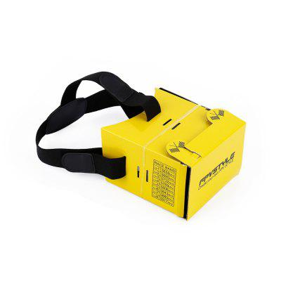 Foldable FPV Paper Case Goggle without Monitor for QAV250 Multicopter DIY