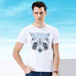 Legend Paul White T Shirt - WHITE