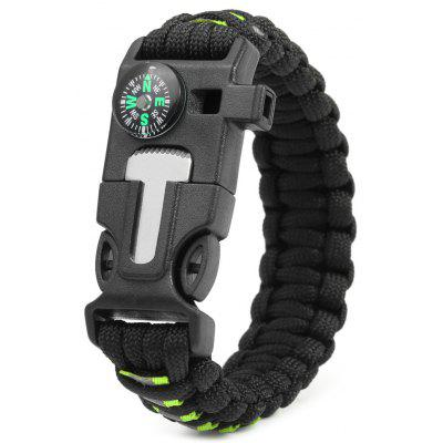 Outdoor Survival Multifunctional Bracelet