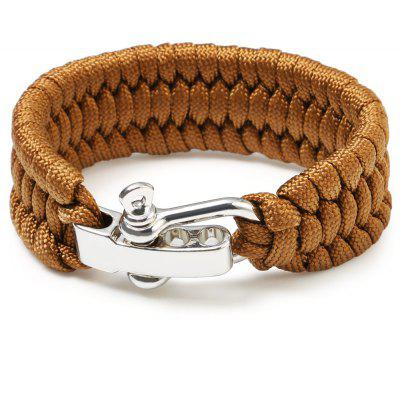Outdoor Survival Bracelet Rope