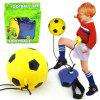 Creative Football Set Inflatable Toy for Children Outdoor Indoor Sport - COLORMIX
