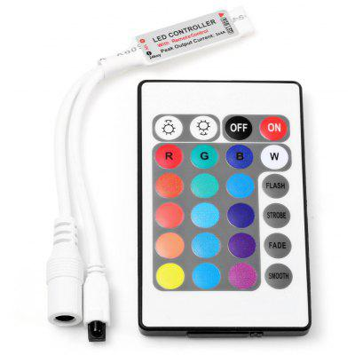 BRELONG 6A IR Remote Controller for RGB Strip Light