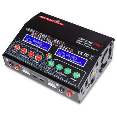 Ultra Power UP120AC DUO Balance Charger for Battery