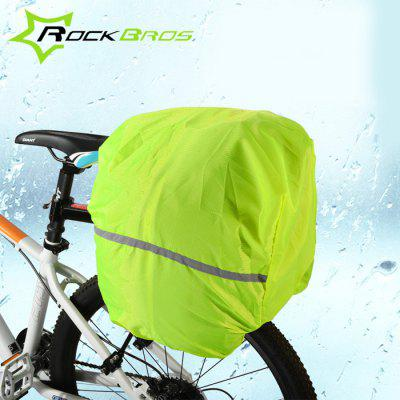 ROCKBROS Bicycle Rear Rack Bag Multifunctional Cycling Pack