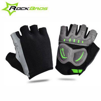 ROCKBROS Summer Half-finger Cycling Gloves