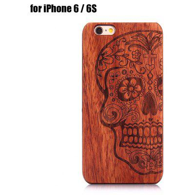 Wooden Phone Back Case Protector for iPhone 6 / 6S