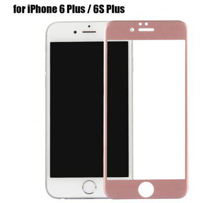 Carbon Fiber Tempered Glass Screen Film for iPhone 6 Plus   6S Plus 181707104