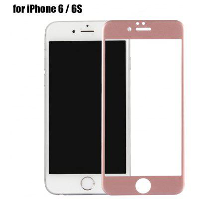 Carbon Fiber Tempered Glass Screen Film for iPhone 6   6S 181704804