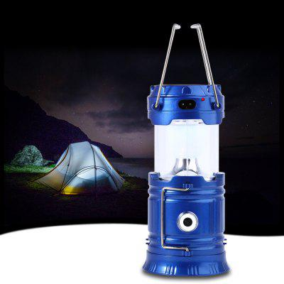 BRELONG Solar LED Camping Lamp Lantern