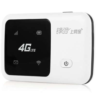 LT-LED L529C 4G Dongle Pocket WiFi Router with Li-ion Battery