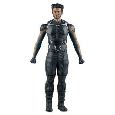 PVC Hero Action Figure Anime Character Model Home Office Decor - 15.7 inch