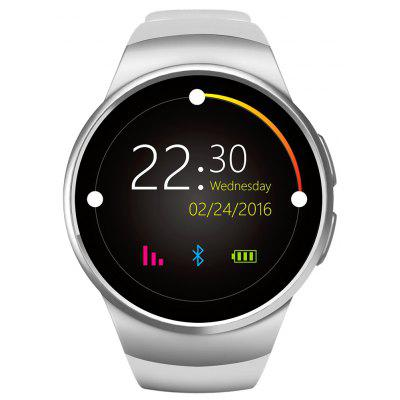 KingWear KW18 1.3 inch Smartwatch Phone