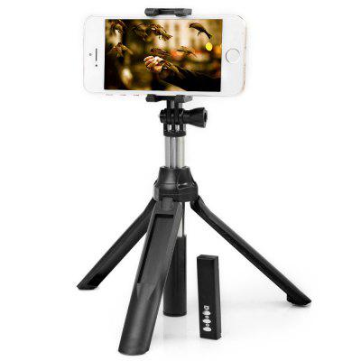 Portable Bluetooth 4.0 Camera Selfie Monopod for iPhone XStands &amp; Holders<br>Portable Bluetooth 4.0 Camera Selfie Monopod for iPhone X<br><br>Clip Holder Range: 5.5 - 8.5cm<br>Compatible System Version: Android 4.0, Android 4.1, Android 4.2, Android 4.4, iOS 4, iOS 5, iOS 6, iOS 7, iOS 8<br>Extended Length: 100cm / 39.4inch<br>Features: with Tripod, Selfie Stick, with Bluetooth, with Remote Control<br>Folding Length: 30cm / 11.8inch<br>Mainly Compatible with: Samsung Galaxy S4 i9500, HTC One M9, Xperia Z3, Universal, Sony Ericsson, Samsung S6 Edge Plus, Samsung S6 Edge, Samsung S6, iPhone 5C, iPhone 5/5S, iPhone 4/4S, HTC 8X, HTC, Google Nexus 4/5, Galaxy Note 4, Galaxy Note 2 N7100, Blackberry, iPhone 6, iPhone 6 Plus, Samsung Galaxy S5, Samsung Note 5, Samsung Galaxy Note 3, Nokia Lumia 920/820, Nokia, Motorola, LG, iPhone 6S, Samsung Galaxy S3 I9300<br>Material: Plastic, Aluminium Alloy<br>Package Contents: 1 x Monopod<br>Package size: 19.50 x 7.10 x 4.60 cm / 7.68 x 2.8 x 1.81 inches<br>Package weight: 0.2070 kg<br>Product size: 18.00 x 3.60 x 3.50 cm / 7.09 x 1.42 x 1.38 inches<br>Product weight: 0.1570 kg