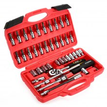 Robust Deer RTH - 46A Wrench Socket Sleeve Combination Set