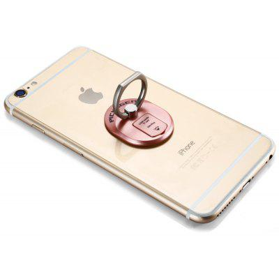 Adjustable Handheld Ring Design Phone Stand Bracket Card Holder