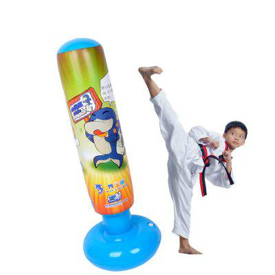 Thicken Inflatable Boxing Sandbag Tumbler Toy for Kid Child