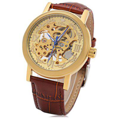 JIJIA Men Mechanical Watch