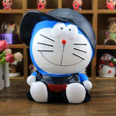 Cute Cartoon Cat Figure Money Box Toy
