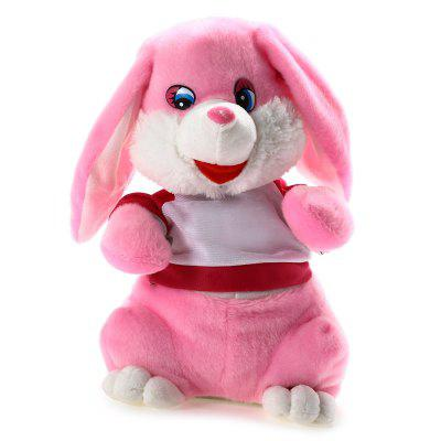 14.5 inch Bunny Style Musical Shaking Head Plush Toy Stuffed Doll Cartoon Product Children PresentStuffed Cartoon Toys<br>14.5 inch Bunny Style Musical Shaking Head Plush Toy Stuffed Doll Cartoon Product Children Present<br><br>Features: Stuffed and Plush, Musical, Electronic<br>Materials: Plush, PP Cotton<br>Package Contents: 1 x Plush Toy<br>Package size: 35.00 x 15.00 x 10.00 cm / 13.78 x 5.91 x 3.94 inches<br>Package weight: 0.440 kg<br>Product weight: 0.420 kg<br>Series: Lifestyle<br>Theme: Music