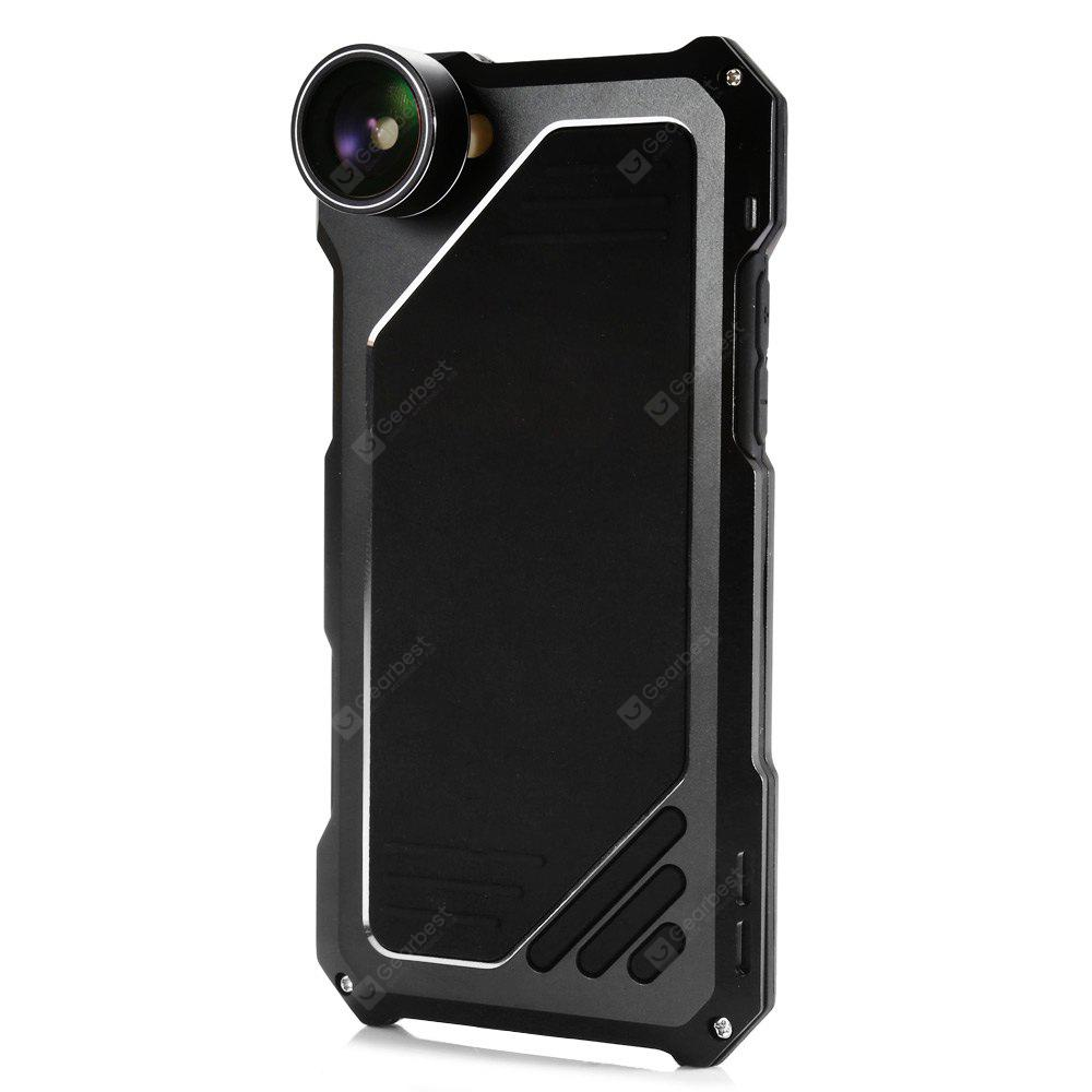 Full Body Protective Case Photography Lens Kit for iPhone 6 / 6S