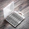 10PCS S2 PH2 Magnetic Double Head Electric Screwdriver Bit - SILVER