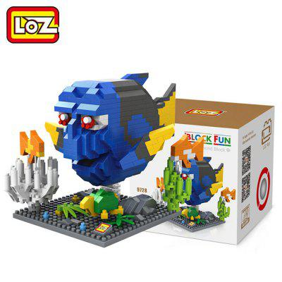 LOZ ABS Cartoon Figure Style Building Block