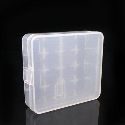 Practical Propene Polymer Battery Case